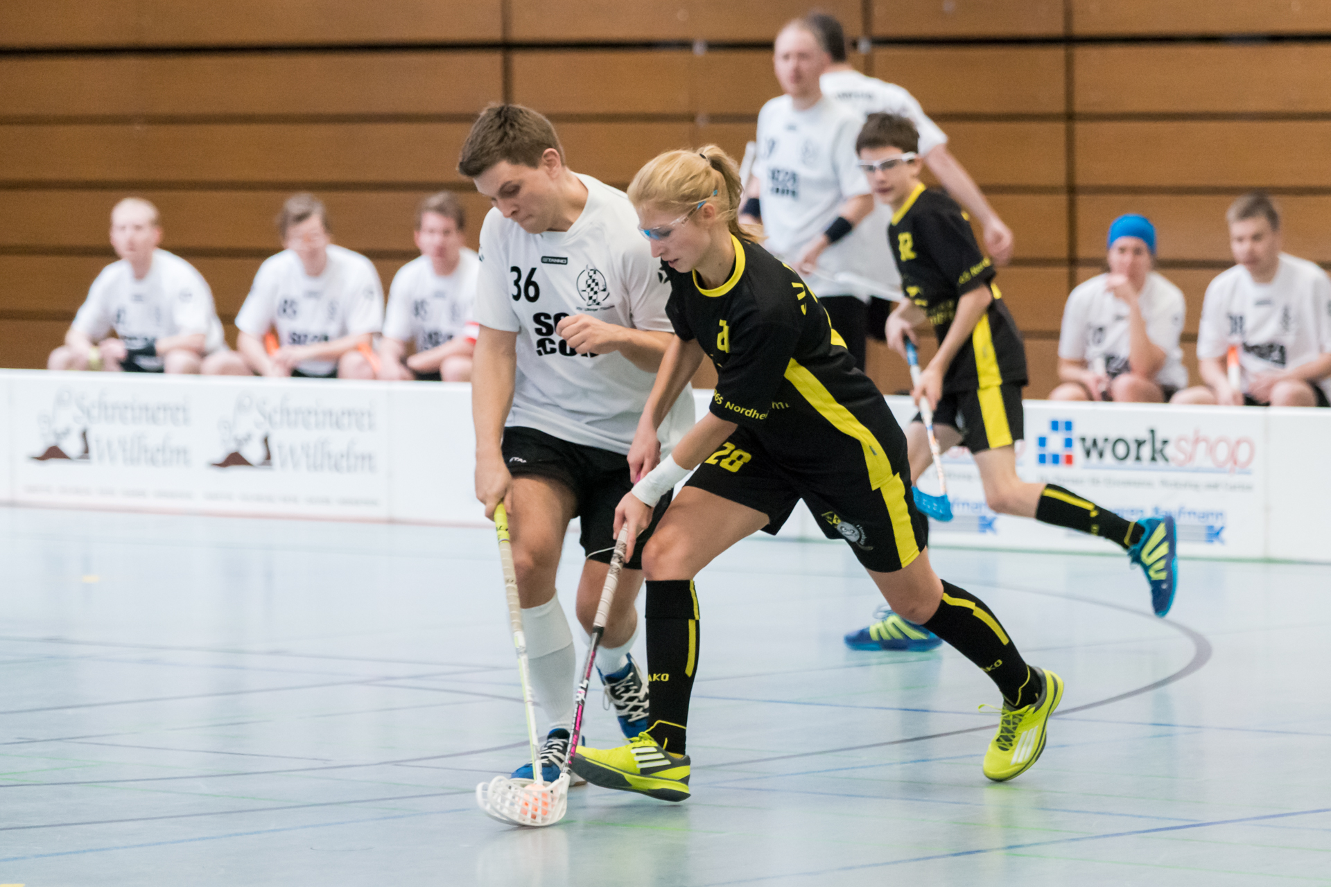 Floorball Bayern